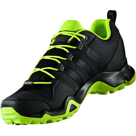 adidas TERREX AX2R GTX Shoes Men core black/core black/semi solar yellow